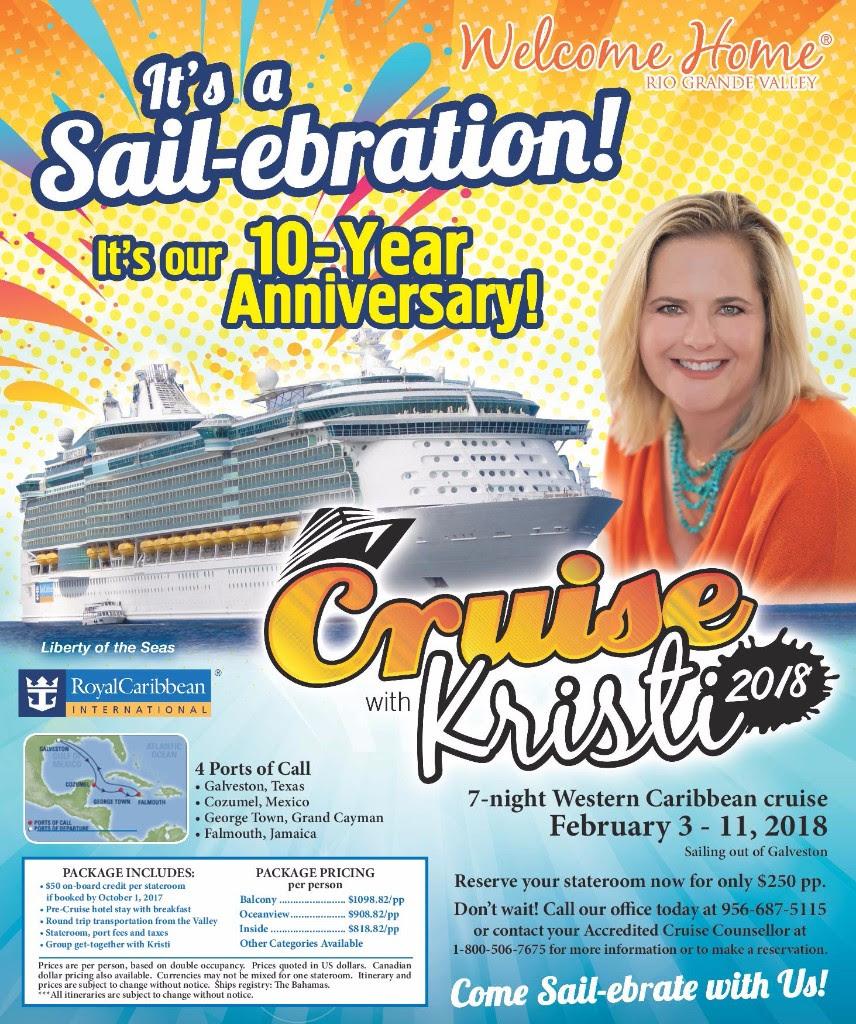 Cruise with Kristi